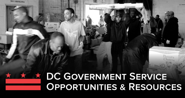 DC Government Volunteer Opportunities