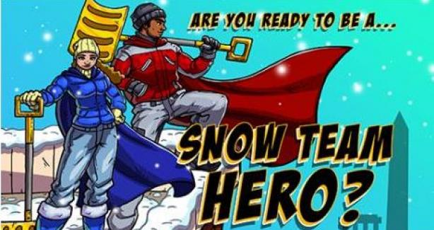 DC Volunteer Snow Program