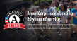 AmeriCorps 20th Anniversary