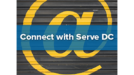 Connect with Serve DC