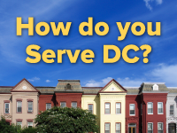 How do you Serve DC?
