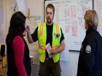 Volunteer Disaster Training for Emergency Management Partners
