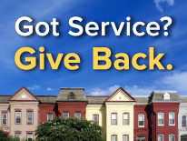 Got Service? Give Back?